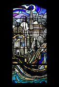 Religious Artist Art - Our Lady Of Lourdes France by Thomas Woolworth