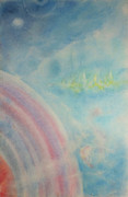 Uplifting Pastels - Our Place by Joel Rudin