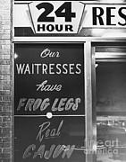 Bjorn G Bolstad - Our Waitresses Have Frog Legs