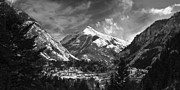 Realistic Photo Prints - Ouray Colorado Print by Brett Pfister