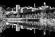 Richmond Virginia Prints - Out By Tobacco Row Print by Tim Wilson