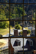 Harpers Ferry Posters - Out Our Window Poster by Paul W Faust -  Impressions of Light