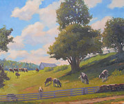 Dianne Panarelli Miller - Out to Pasture