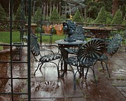 Donna Cavanaugh - Outdoor Cafe