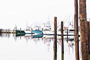 Dan Carmichael - Outer Banks Fishing Boats Sketch #1