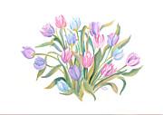 Madeline  Lovallo - Oval Floral