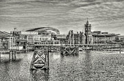 Steve Purnell - Over Cardiff Bay ono