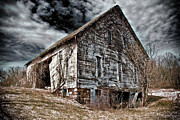 Mark Dottle - Overgrown Barn