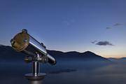 Overlook To The Island Print by Maurizio Bacciarini