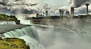 Adam Jewell - Overlooking American Falls