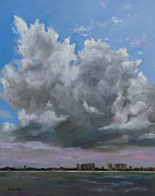 Florida Paintings - Overshadowed by Eve  Wheeler