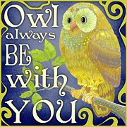 Sharon Marcella Marston - Owl Always Be