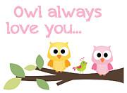 Jaime Friedman - Owl Always Love You