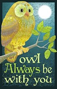 Sharon Marcella Marston - Owl Always