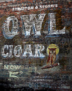 John Greco - Owl Cigar Ghost Sign