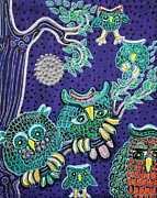 Laura Barbosa - Owl Family