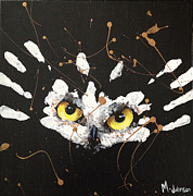 Meredith Johnson - Owl Hands