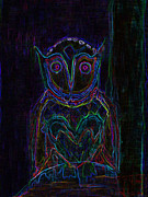 Loyda Herrera - Owl Understand at Night