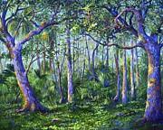 AnnaJo Vahle - Owl Woods