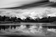 Amanda Kiplinger - Oxbow Bend Black and...