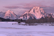 Stephen  Vecchiotti - Oxbow Bend Winter Su...