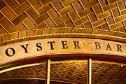 42nd Street Digital Art - Oyster Bar by Jerry Fornarotto