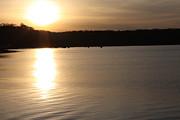Oyster Bay Sunset Print by John Telfer