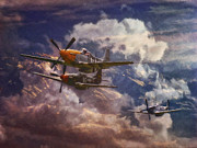 Shawna Mac - P51 Mustang Airplane...