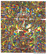 Pacal Print by diNo