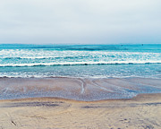 Beach Photograph Photos - Pacific Ocean at Torrey Pines by Tanya Harrison