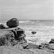 Medium Format Prints - Pacific Ocean from Point Loma Print by Tanya Harrison