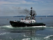 Chaline Ouellet - Pacific Star Tug