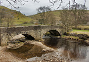 Packhorse Prints - Packhorse Bridge Print by Trevor Kersley