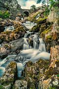 Adrian Evans - Packhorse Waterfall