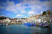 Gail Girvan - Padstow Harbour Cornwall