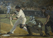 Kelly Prints - Pagan Leadoff Triple Print by Darren Kerr