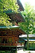 Tim Ernst - Pagoda side view
