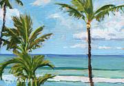 Stacy Vosberg - Paia Palms 2