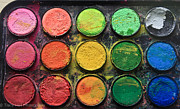 Tracy  Hall - Paintbox Color