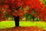 Karol  Livote - Painted Autumn