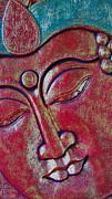 Cheryl Young - Painted Buddha