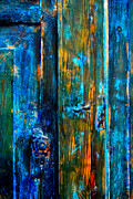 Howard Dratch - Painted Door Detail