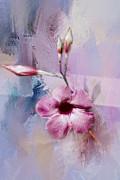 Judy Hall-Folde - Painted Flowers