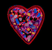Christine Perry - Painted Heart 2
