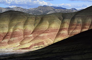 Called Prints - Painted Hills Oregon 2 Print by Bob Christopher