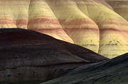 Called Prints - Painted Hills Oregon 3 Print by Bob Christopher
