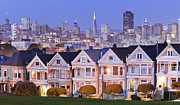 B Christopher - Painted Ladies - San...