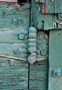 Kae Cheatham - Painted Metal and Wood