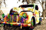 Phill Petrovic - Painted Old Car