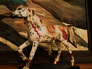 Anne-Elizabeth Whiteway - Painted Pony Headed West
